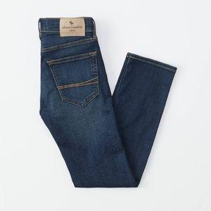 Abercrombie kids jeans-16 slim